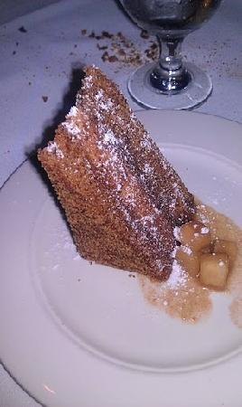 Bottagra: Dessert. Yummy.