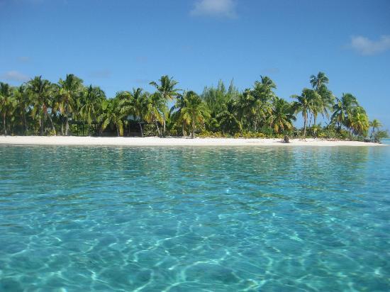 Teking Lagoon Cruises: One Foot Island