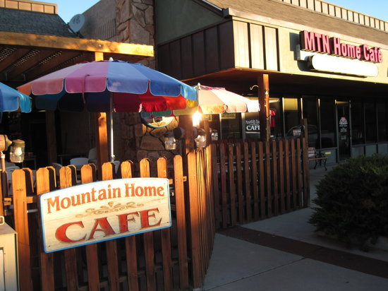 Mountain Home Cafe Inc Estes Park