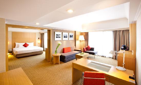 Novotel Singapore Clarke Quay: Premier Executive Suite