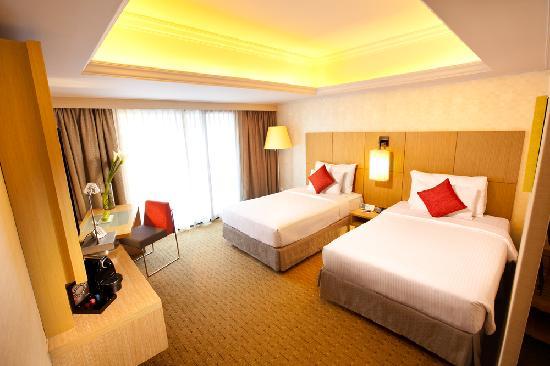 Novotel Singapore Clarke Quay: Premier Twin Room
