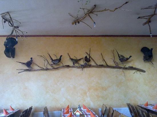 """Rozmarin Hotel: Restaurant """"decoration"""""""