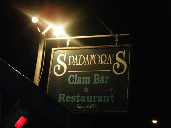 Spadafora's Down East Restaurant: Spadafora's