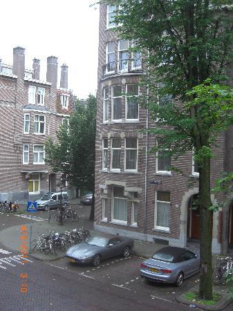 Hotel Sander : street viuw