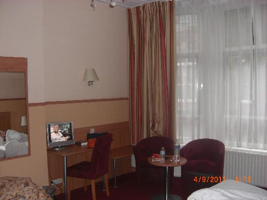Hotel Sander: room
