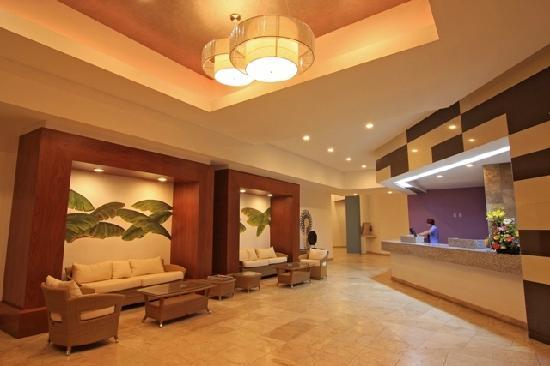 Oceano Palace: Lobby