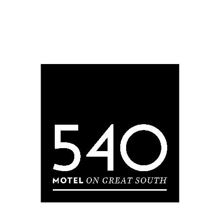 540 on Great South Motel: New logo & signage