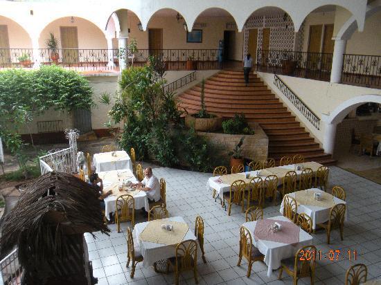 Maria de la Luz Hotel: interior del hotel