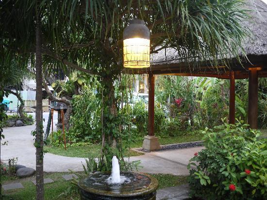Entrée du Kunyit Bali