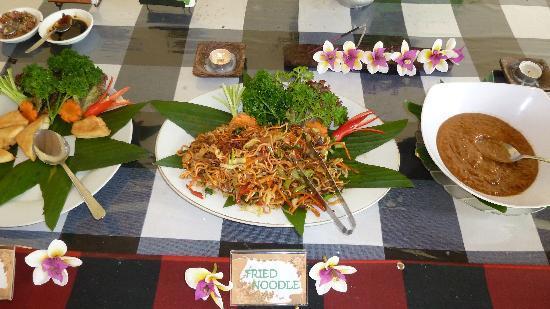 อูบุด, อินโดนีเซีย: Lunch