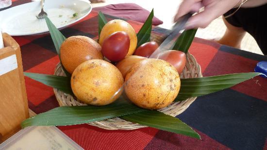 อูบุด, อินโดนีเซีย: Dessert