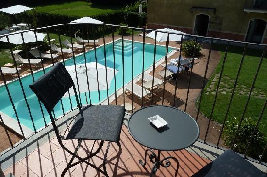 Hotel Villa Agnese: La piscina