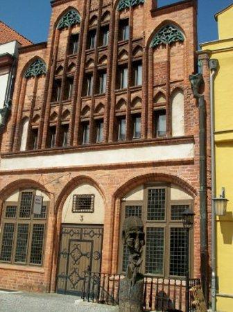 Dielenhaus: Fassade
