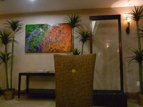 La Quinta Inn & Suites Houston Bush Intl Airport E : la hall 2