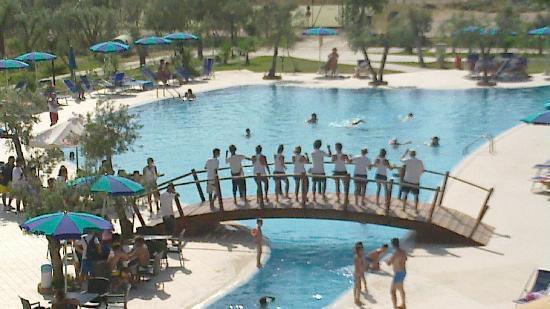Corte dei Greci Resort & Spa: animazione in piscina