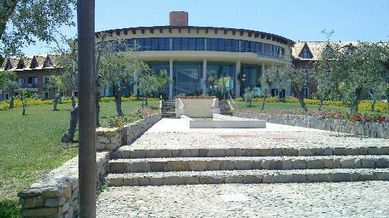 Corte dei Greci Resort & Spa: ingresso principale