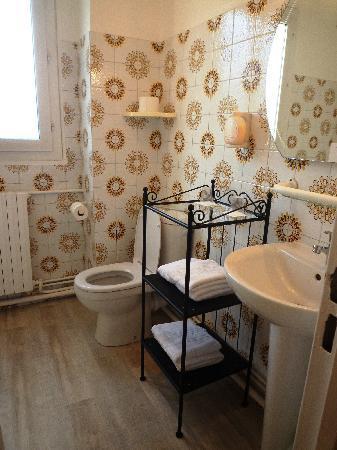 Hotel du Parc : Bathroom