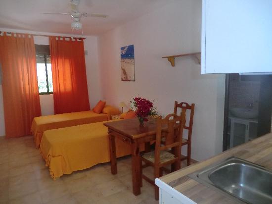 Apartments Villa Sonia: estudio