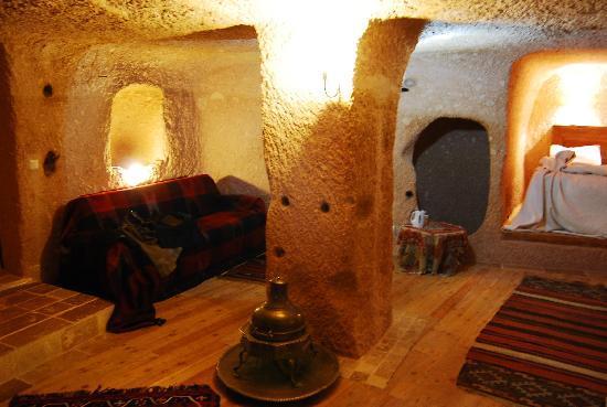 Takaev Cave Hotel & Guest House: La nostra suite