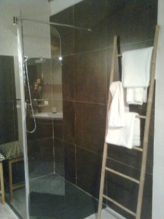 Auberge U n'Antru Versu: bagno