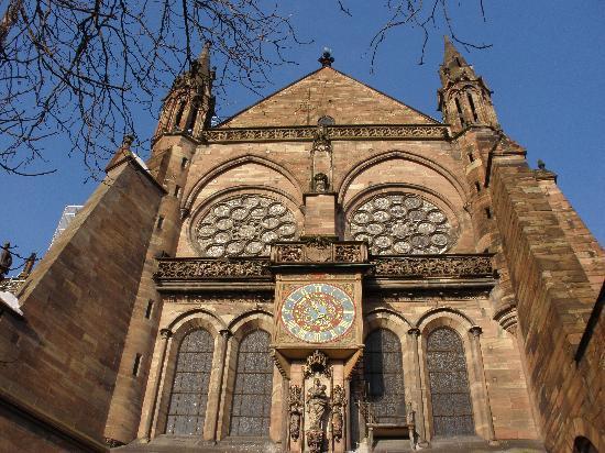 Cathedrale Notre Dame de Strasbourg: ストラスブール大聖堂4