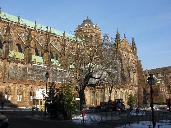 Cathedrale Notre Dame de Strasbourg: ストラスブール大聖堂6