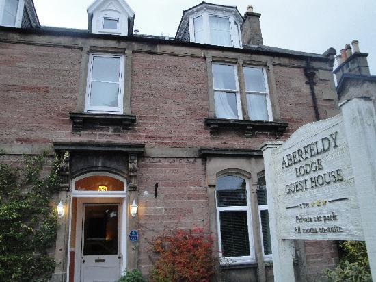 Aberfeldy Lodge Guest House 사진