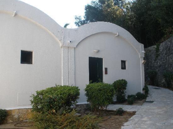 Grecotel Daphnila Bay Dassia: Il nostro bungalow