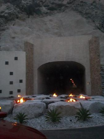 The Resort at Pedregal: entrada