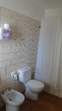 Apartamentos Sa Cala: Baño
