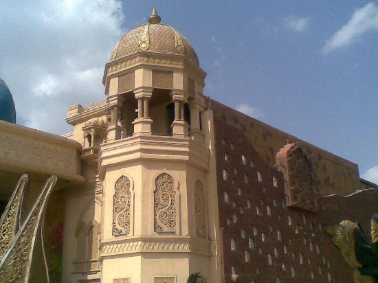 Gurgaon, Indien: Nautanki Mahal again