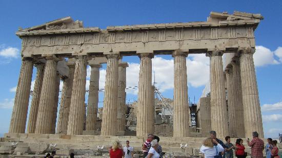 อะโครโปลิส: Parthenon