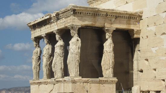 อะโครโปลิส: Temple of Athena Nike