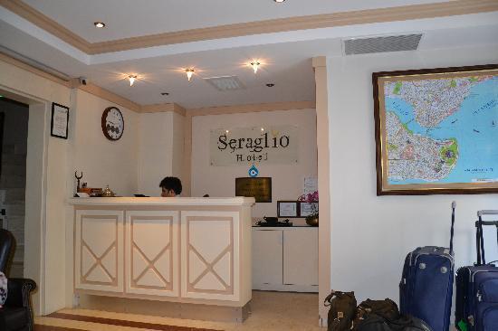 Hotel Seraglio: Kenan...staff professionale, cordiale e molto disponibile