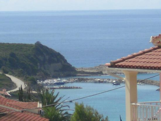 Damia Hotel: San Stefanos not far from Peroulades