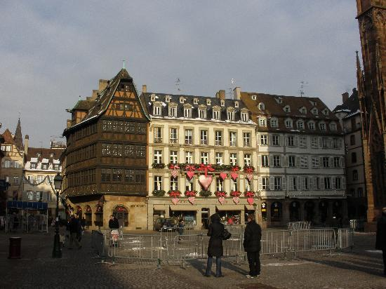 Strasbourg, France: ストラスブール6