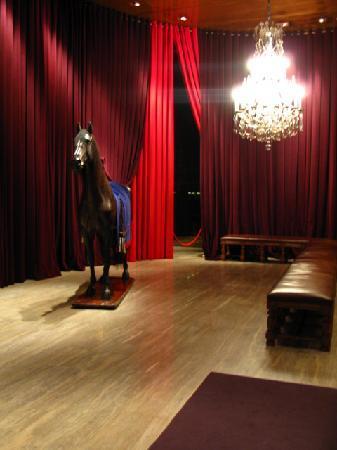 Palais de Chine Hotel: 1Fの入り口