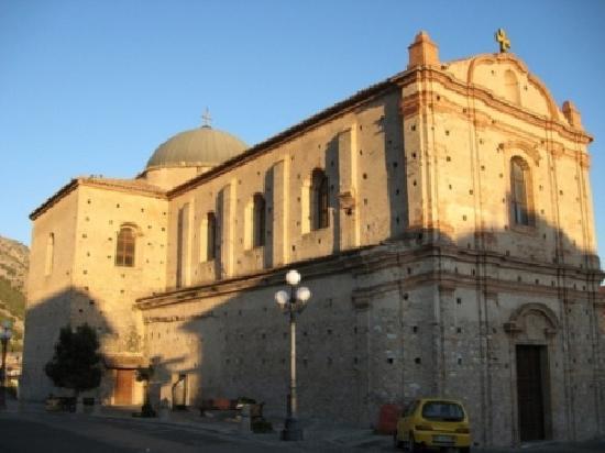 Calabria, Italien: chiesa S. Maria Assunta di Frascineto