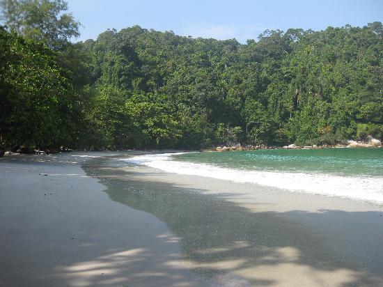 Pangkor Laut Resort: Strand