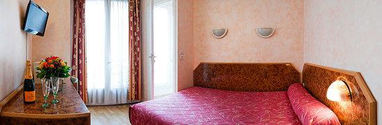 Hotel Paris Legendre: Chambre