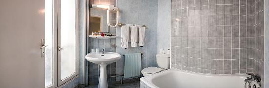 Hotel Paris Legendre: Salle de bain