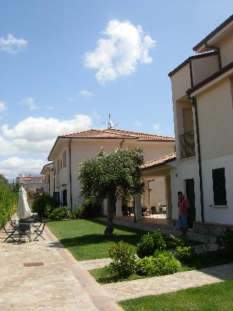 Residence Oliveto a Mare: Panoramica generale