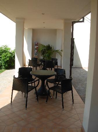 Residence Oliveto a Mare: Reception