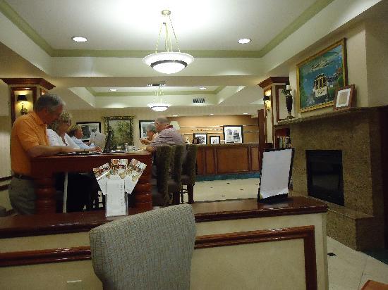 Hampton Inn San Francisco-Airport: Restaurant