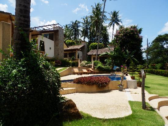 Khanom Hill Resort: Bungalows im neuen Teil des Resorts
