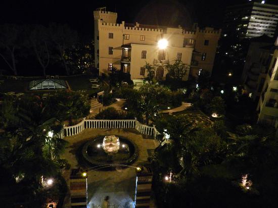 Hotel Miramar: am Abend