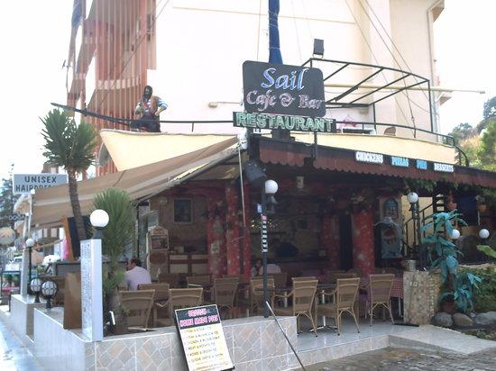 Sail Marmaris : Sail Restaurant