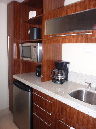 Bay Lake Tower At Disney's Contemporary Resort: Kitchenette