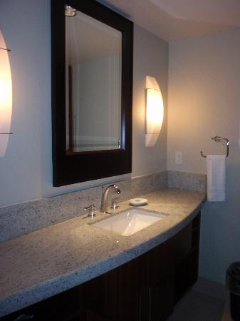 "Bay Lake Tower at Disney's Contemporary Resort: ""Bathroom"" sink"