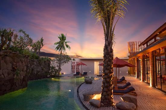 Maca Villas & Spa: sunrise shot